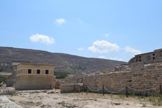 Памятник минойской цивилизации