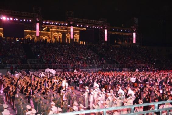 Все участники фестиваля