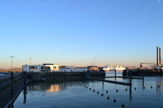 порт Остенде