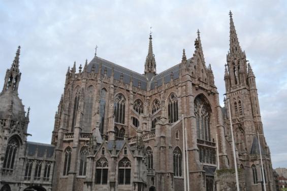 католический собор Остенде