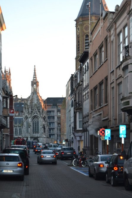 улицы Остенде