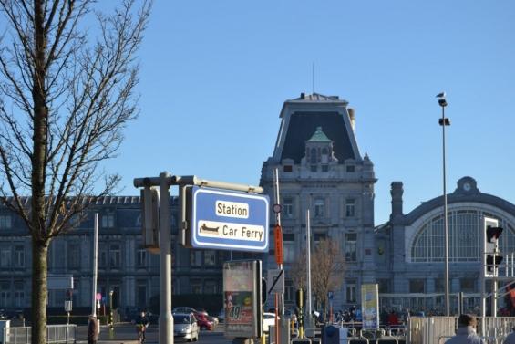 вокзал Остенде