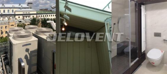 Проектирование, поставка и монтаж инженерных систем здания